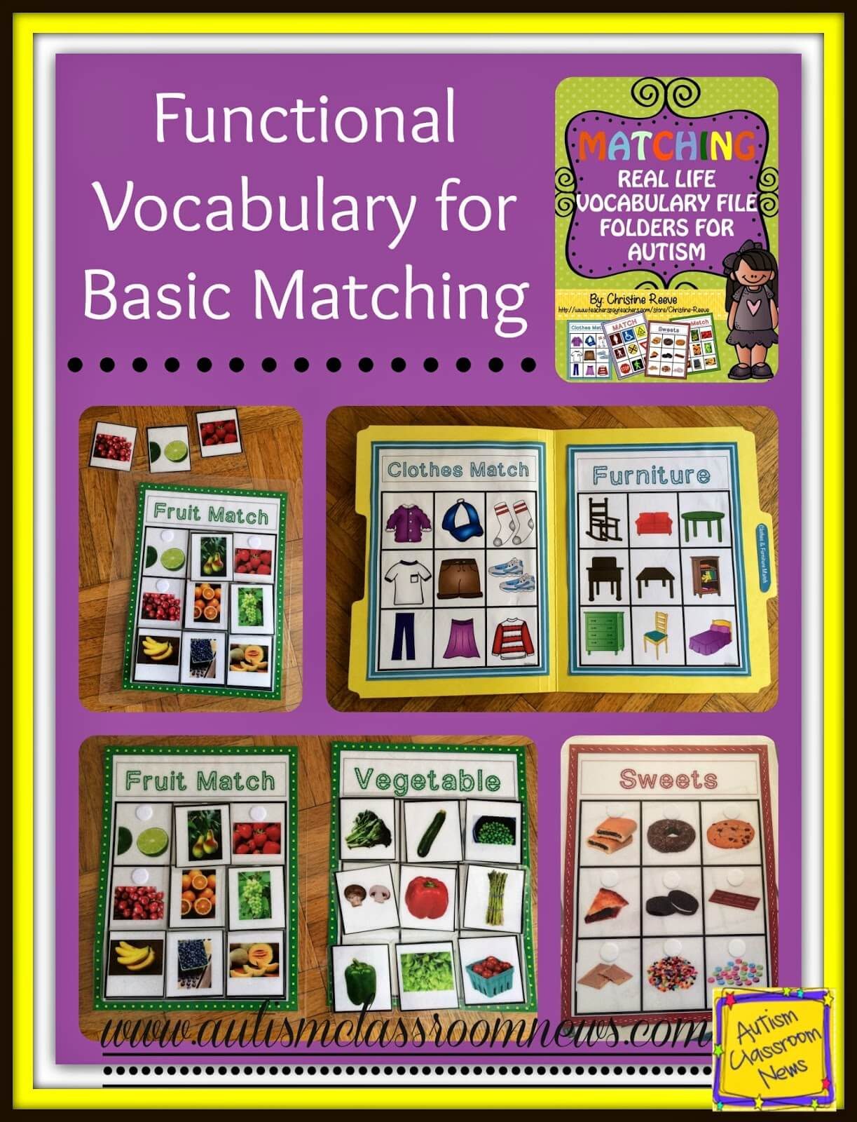 vocabulary words for adults pdf
