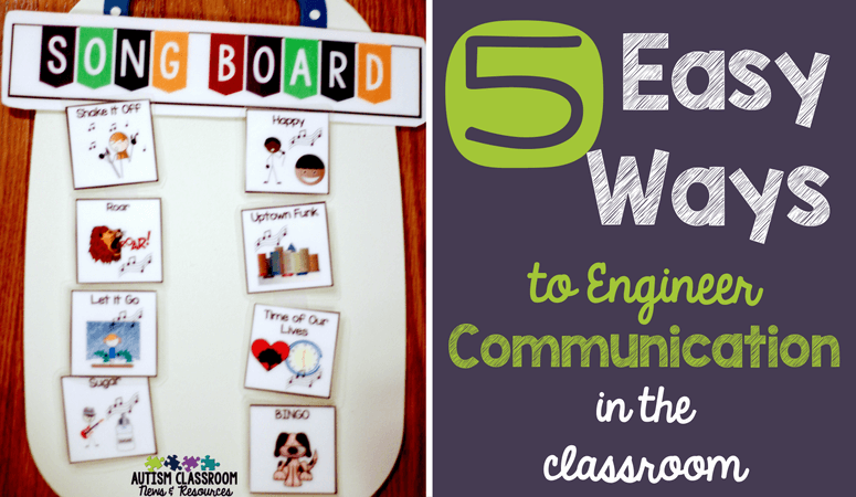 5 Easy Ways to Engineer Communication in Your Classroom