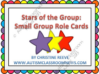 Using Role Cards in Small Group Work–Freebie!