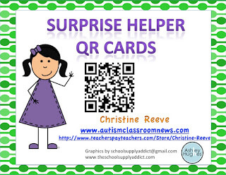 Helpers and Behavior: Free QR Helper Cards