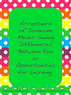 Autism Acceptance: What Does It Mean to You?