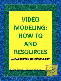 Video Modeling: How To and Resources