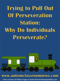 Trying to Pull Out of Perseveration Station: Why Do Individuals Perseverate?