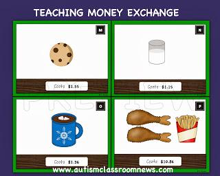 Teaching Money Exchange