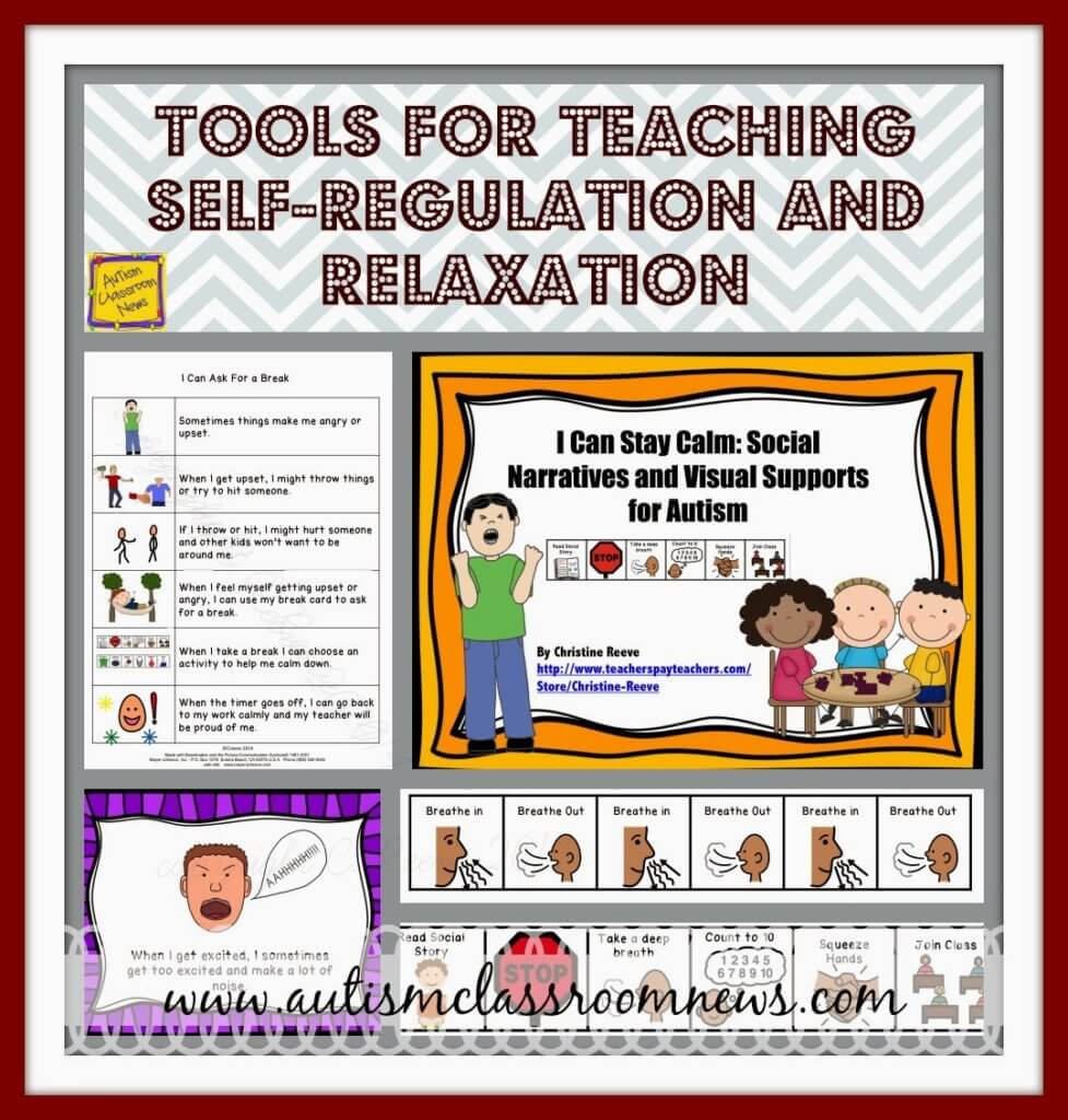 Tools for Teaching Self-Regulation and Relaxation - Autism