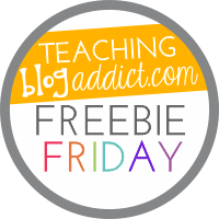 teaching-blog-addict-freebie-friday