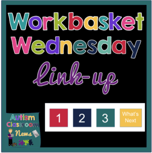 workbasket Wednesday black