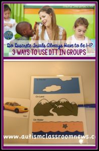 3 ways to use discrete trials in groups for autism pin