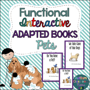 pets interactive book cover