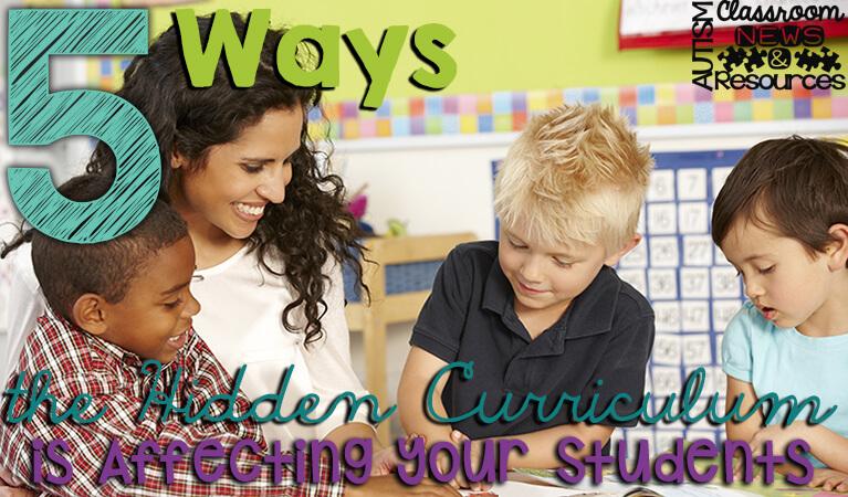 negative effects of hidden curriculum