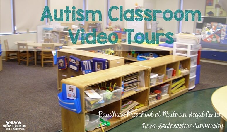 Classroom Design For Autism ~ Autism classroom tours guided video